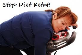 diet-ketat-lelah-berolahraga